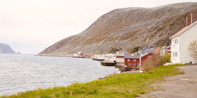 Kjollefjord Village