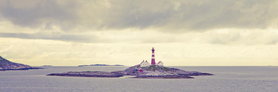 Landegode Lighthouse 2