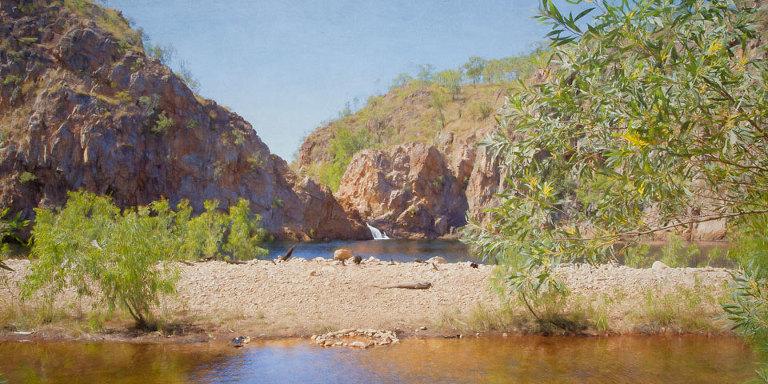 Leliyn Falls