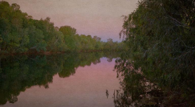 Roper River Sunset