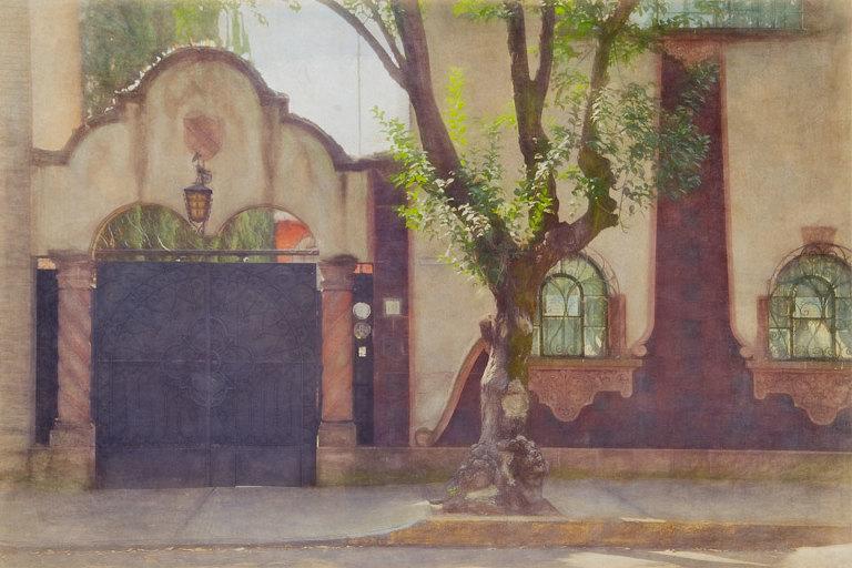 Casa Ingnesio Allende