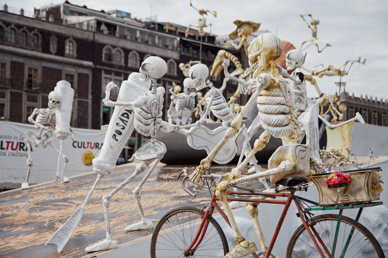 Posada Skeletons