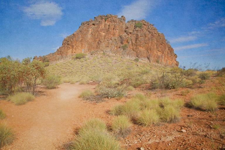 Corroboree Rock