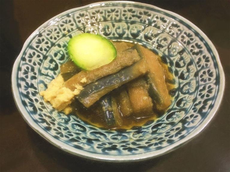 Eggplant and miso
