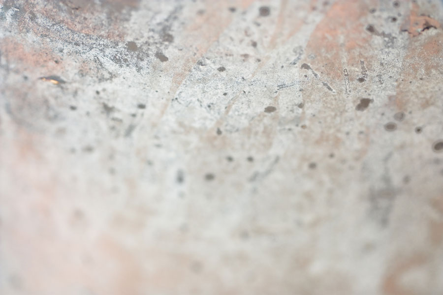 Neapolitan - Thumbnail of a pale metallic texture in pink, white & brown