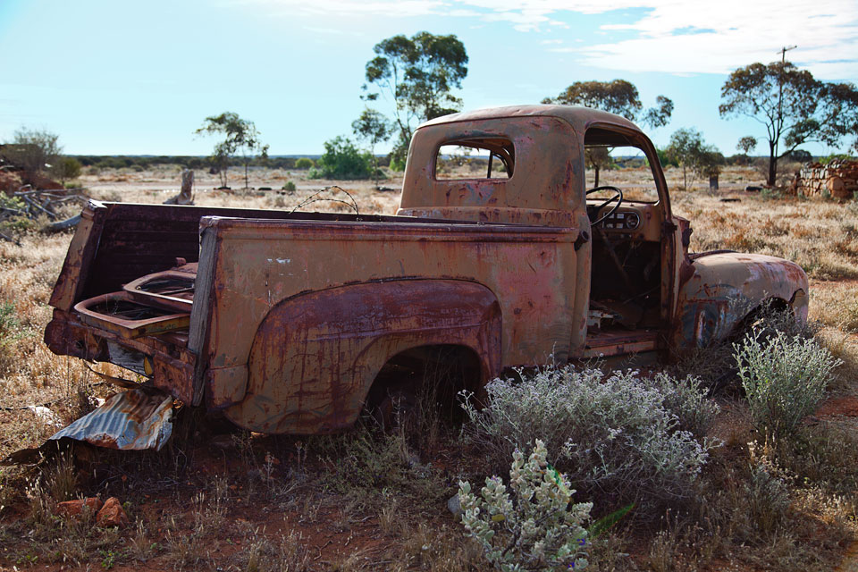 Old Ute