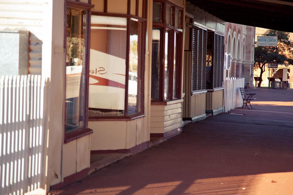 Shop Fronts Coolgardie