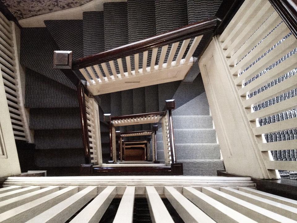 Vertigo at the Steinhart Hotel