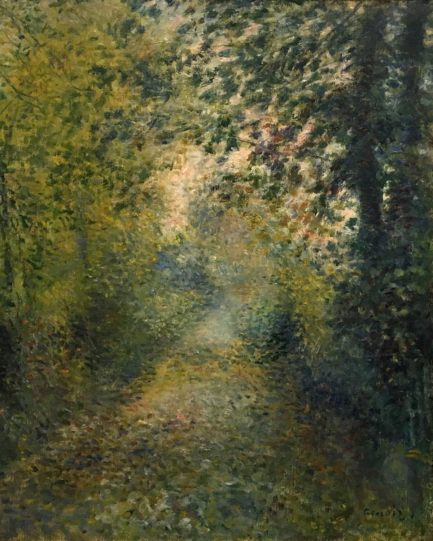 Pierre-August Renoir - In the Woods